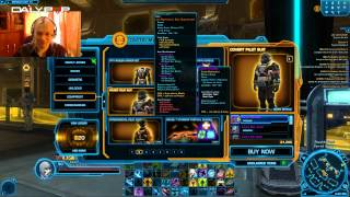 A Guide to Star Wars: The Old Republic's PVP Bonus Episode #1.1 Gear Augmentation