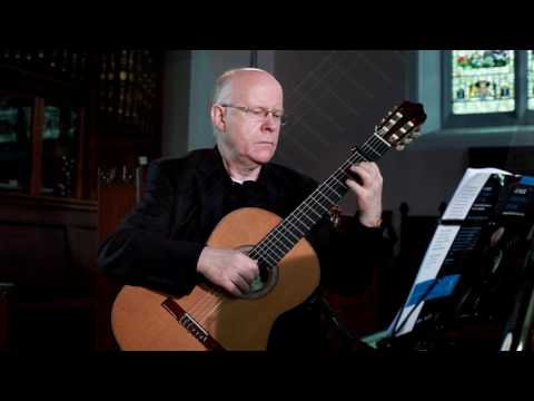 Prelude BWV 1008 by J.S. Bach, performed by John Feeley