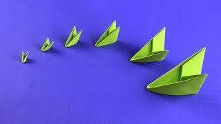 Как сделать модуль оригами Мастер класс для начинающих