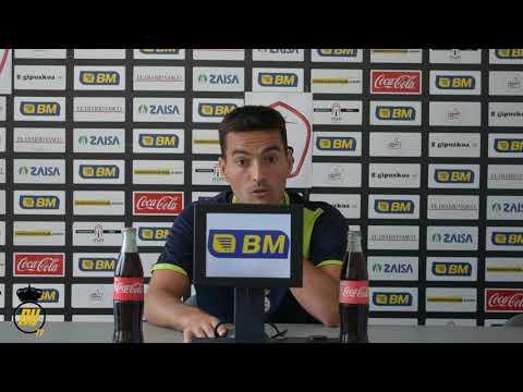 Jornada 4: Declaraciones previas de Dani Estrada y Xabi Cárdenas