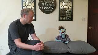 Children's Time with Nick von Bergen: Sunday, May 30, 2021
