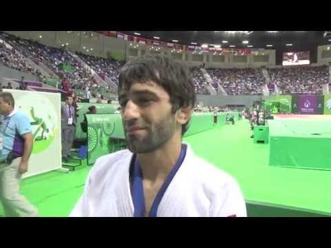 European Games: Beslan MUDRANOV (RUS) -60kg
