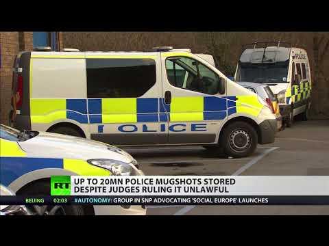 Up to 20m police mugshots stored despite judges ruling it unlawful
