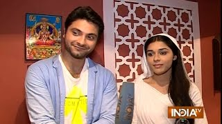 Ishq Ka Rang Safed: Watch Chemistry of Viplav and Dhani in the Show - India TV