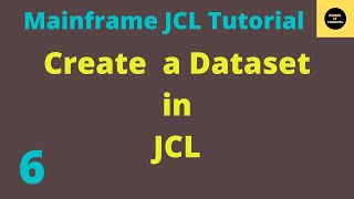 Mainframe-Tutorial zum Erstellen eines Dataset