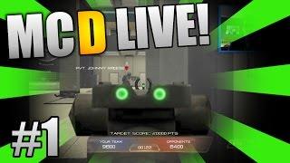 "Modern Combat: Domination - LIVE! #1 | ""MC on Mac!"""