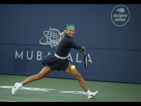 Victoria Azarenka | 2018 Mubadala Silicon Valley Classic Day 3 | Shot of the Day