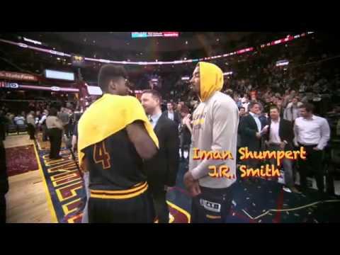 Inside Stuff: David Griffin Talks About LeBron James   June 6, 2015   2015 NBA Finals