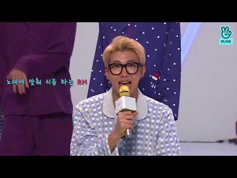 BTS singing Tomato Song / 방탄소년단  멋쟁이 토마토