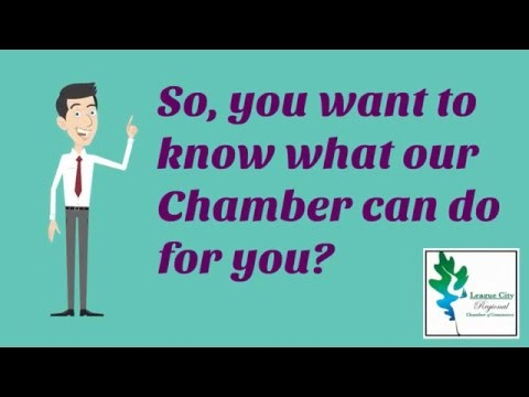 Why Join The League City Regional Chamber of Commerce?