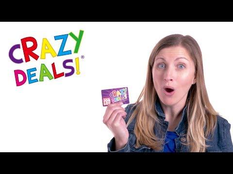 Crazy Deals® at Ocean State Job Lot