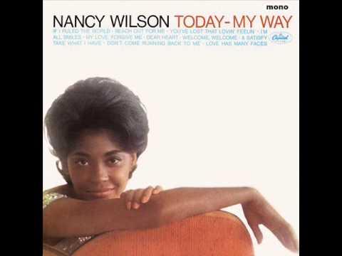 Nancy Wilson sings Im All Smiles