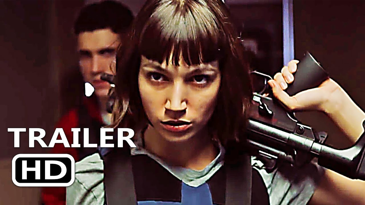 MONEY HEIST SEASON 2 Official Trailer (2018) Netflix