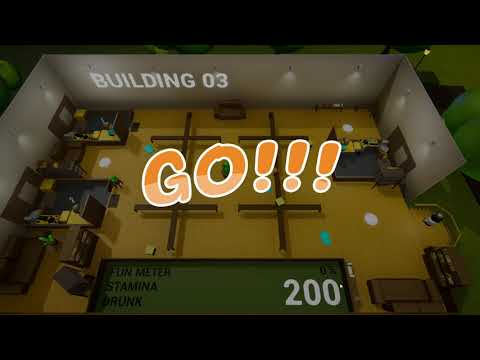 Balcony Gameplay PC GAME Early Stage thumbnail