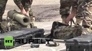 Kazakhstan: Golden Owl international sniper competition kicks …
