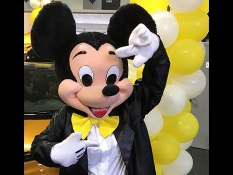 Danse Mickey
