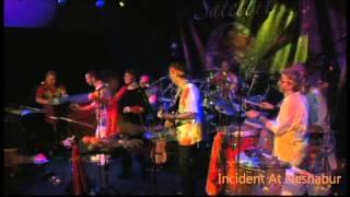 Eric Bonillo avec Savor Santana Tribute 2014 - Incident At Neshabur