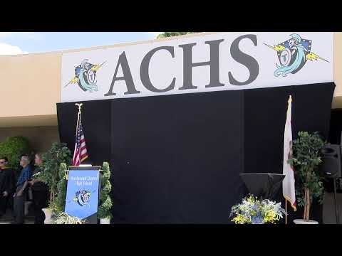 Accelerated Charter High School Graduation 2020