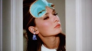 Mon masque de nuit - Breakfast at tiffany