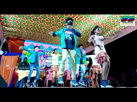 Santali Supar Jhakas  Dance || Nonstop Hit Video Song In Stage ||
