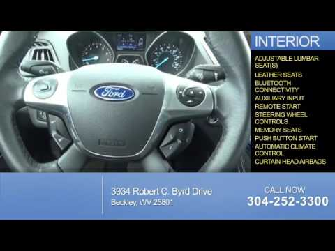 2014 ford escape 10410a - beckley wv - youtube