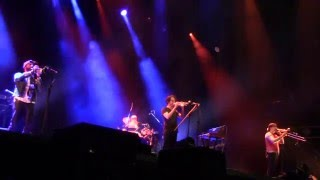 Video Beirut- Serbian Cocek en vivo Festival Corona Capital 2015 download MP3, 3GP, MP4, WEBM, AVI, FLV Juli 2018