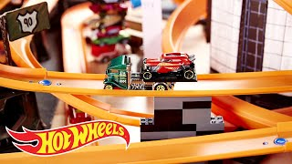 L.A High-Speed Chase | Hot Wheels
