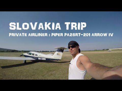 PPL: Slovakia trip