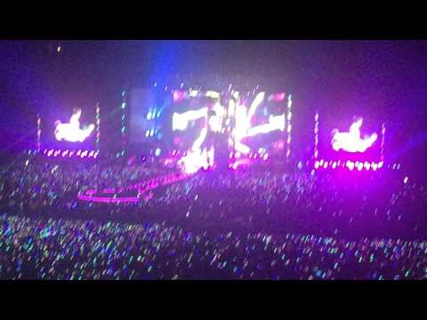 Coldplay  Viva la Vida   Adventure of a Lifetime en Lima Peru 2016