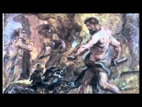 FERRER FERRAN - LA TORRE DE HERCULES, Episodio Sinfónico
