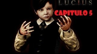 Lucius gameplay capitulo 5