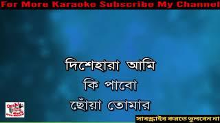 Ananna | James | Bangla Karaoke | Deshi Karaoke