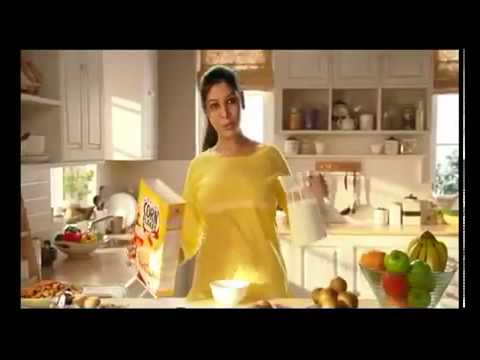Kelloggs India TVC 2 by Sakshi Tanwar