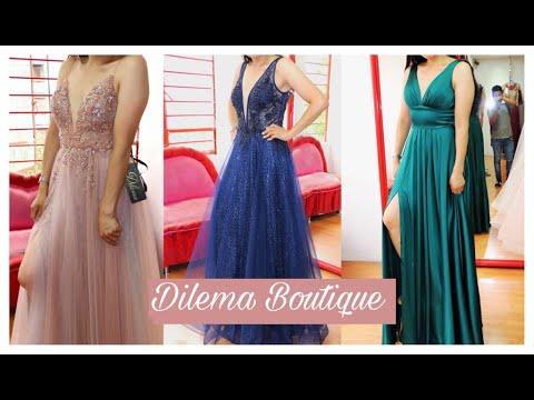 Conoce Tienda De Vestidos Elegantes Del Centro Cdmx Dilema Boutique