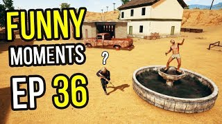 PUBG: Funny Moments Ep. 36
