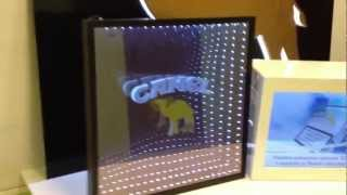 lustro wenecki LED