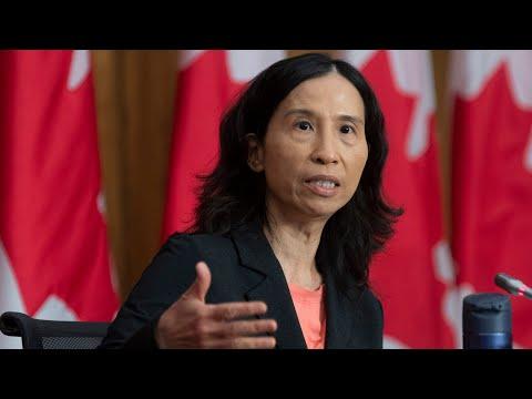 Dr. Theresa Tam explains NACI's latest advice on AstraZeneca | COVID-19 in Canada