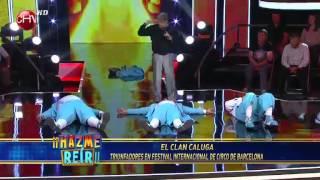 El Clan Calúga Hazme Reir I