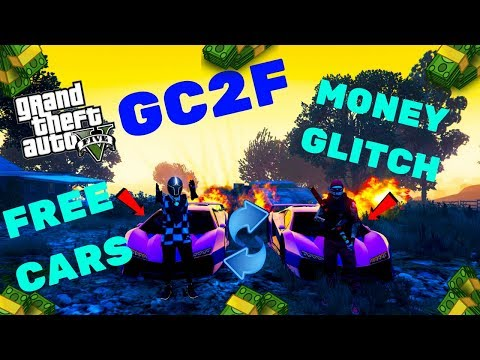 *GIVE CARS TO FRIENDS*EASY 2 PLAYER METHOD*GC2F*UNLIMITED MONEY GLITCH*CAR DUPLICATION*GTA 5 ONLINE