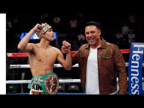 Boxing Oscar De La Hoya Coming Out Of Retirement- By Eric Pangilinan - Vlog