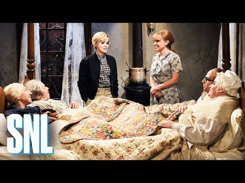 Charlie's Grandparents - SNL