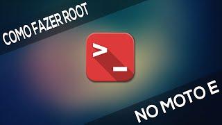 Como Rootear O Motorola Moto E XT1025