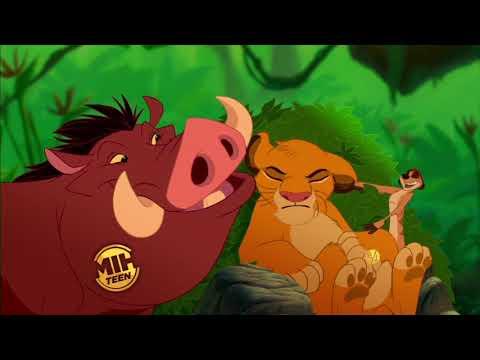 "Ernie Sabella on ""The Lion King"""