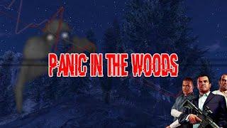 GTA 5 - Bahaya Main Di Hutan Pada Tengah Malam