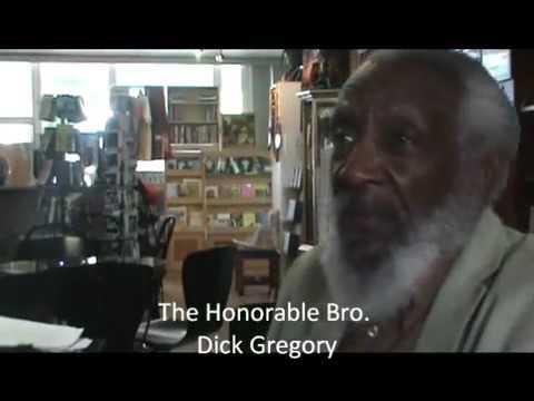 Dick Gregory On Black Market Organ Harvesting???
