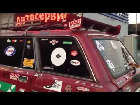НЕСЛАБО?! НАКЛЕЙКИ НА МАШИНУ ☆ Cars & Girls