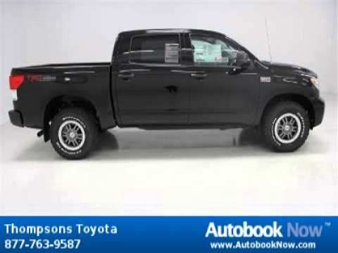 2012 toyota tundra trd rock warrior in placerville ca for sale youtube. Black Bedroom Furniture Sets. Home Design Ideas