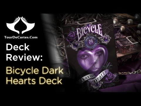 Evaluation De Paquet: Dark Hearts Deck - Anne Stokes Collection (Tourdecartes.com)
