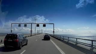 2017 0822 dänemark schweden brücke öresundbrücke malmö maut