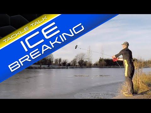 Fishing Tackle Talk: Ice Breaking
